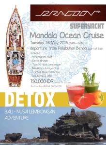 Mandala Ocean Cruise